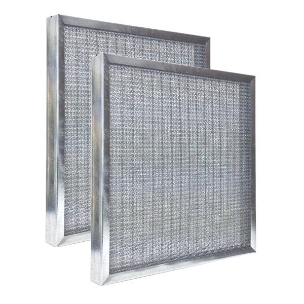 20 x 20 x 1 HDA Heavy Duty Aluminum Filters